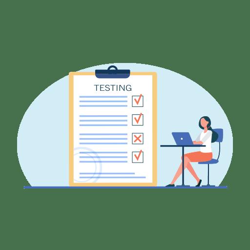 برگزاری آزمون در نرم افزار lms