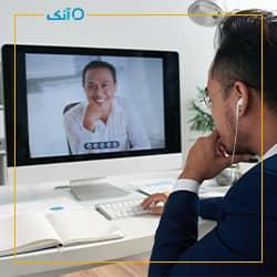 راه اندازی کلاس مجازی با سامانه آنک