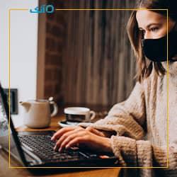 آموزش آنلاین در جلوگیری از کرونا